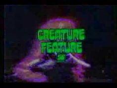 Creature Feature Intro 1983 - YouTube
