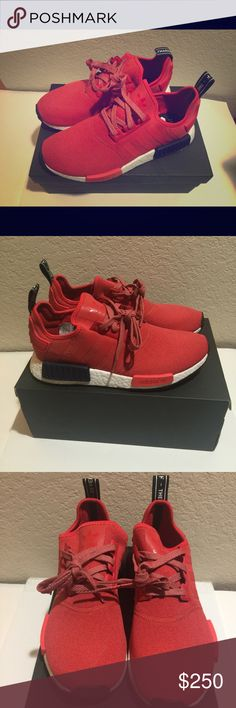 Adidas originals NMD Women Size 8.5 Bought form adidas website . 100% authentic. Adidas Shoes Athletic Shoes