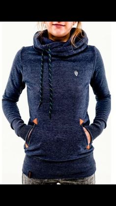 Stitch Fix Fall Fashion!  Pure Color hooded sweatshirt.Perfect comfortable fall fashion.