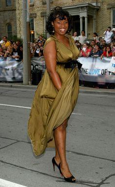 Jennifer Hudson Shoes