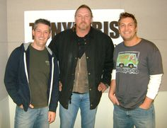 Trace Adkins Checks In With Tony and Kris