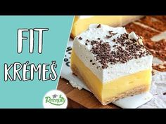 Protein Ball, Dessert Recipes, Desserts, Cheesecakes, Tiramisu, Food And Drink, Health Fitness, Ethnic Recipes, Shark Week