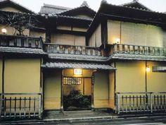 #Japanese black, 炭屋旅館 Sumiya Ryokan, Kyoto