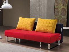 Sesamo - Sofá colorido convertivel de três posições