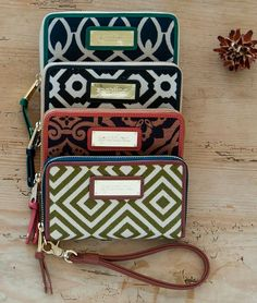 Cute boho wallets . Love the patterns :) website full of cute accessories!!