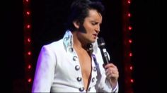 Ben Portsmouth Just Pretend  I Can't Stop Loving You.avi   Elvis Tribute Artist ~ He's coming to the Iowa State Fair in Des Moines, Iowa on August 14, 2014.