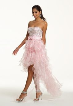 Get this straight off the runway look for Prom 2013 and be the instant center of attention on your big night! Command all eyes on you in this extravagant Dave
