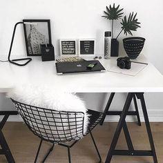 42 Amazing Home Office Ideas & Design - Zimmer ideen Home Office Decor, Home Decor, Office Ideas, Office Designs, Office Inspo, Modern Apartment Decor, Interior Office, Office Chic, Room Interior