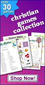 Printable Bible Games, Trivia, Church Sunday School Games