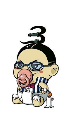 Baby mr.3 - One Piece