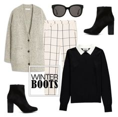 """""""Untitled #518"""" by janicevc on Polyvore featuring Étoile Isabel Marant, MANGO, Essentiel, Witchery and Gentle Monster"""