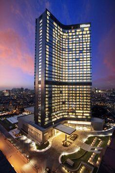 Hilton Bomonti Istanbul