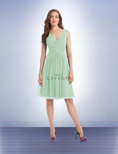 Bridesmaid Dress Style 1106 - Bridesmaid Dresses by Bill Levkoff