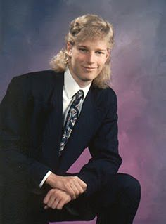 The Mullet - business in the front, party in the back