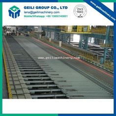 Cooling Bed for Rolling Mill