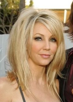 41 of the fabulous mid length blonde hairstyles for 2019 Over 40 Hairstyles, Celebrity Hairstyles, Trendy Hairstyles, Blonde Hairstyles, Popular Hairstyles, Hairstyles Pictures, Medium Hair Styles, Short Hair Styles, Medium Blonde Hair