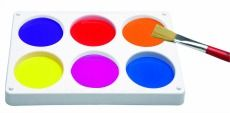 Name Activity - Dot Painting