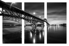 3D South Grand Island Bridge - Buffalo, NY