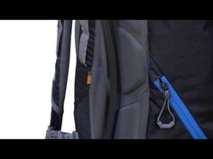 Gear Review: VAUDE SIMONY 40 + 8 - YouTube