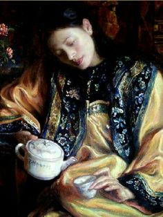 George Tsui (Chinese-born American painter, b. 1946)