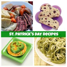 Love these St. Patrick's Day dinner ideas! @Hillary Pence @Gail Williams we should start a new tradition & start having an annual St. Patrick's Day dinner!