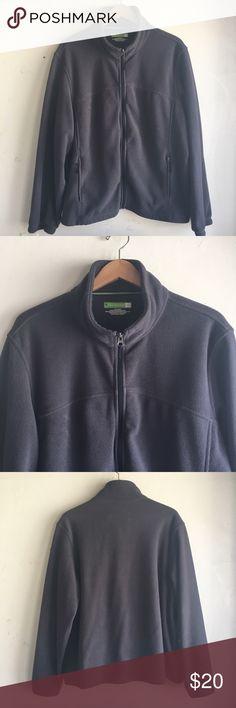 Men's Gray Sweater Men's zip-up sweater in perfect condition. Gray. Zip pockets. #K122 tek gear Sweaters Zip Up