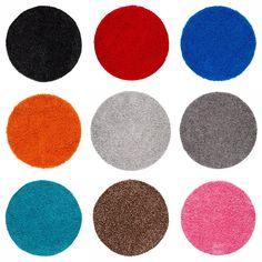 Dywan shaggy Andiamo, bogactwo kolorów i bogaty wybór rozmiarów. Miękkie i przyjemne runo sprawia,że dywan jest komfortowy w codziennym użytkowaniu. Dostepny na e-dywan.com