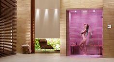 Une douche sur-mesure qui s'intègre parfaitement à votre salle de bain.