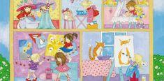 Sarja: Wall Mural - It's a Girls World Tuotenumero: 00427 Idealdecor valokuvatapetti, 183 x 254 cm