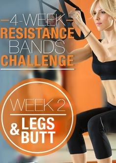 Try these resistance band exercises to work toward your fitness goals.