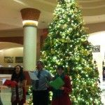 Celebrating the Christmas Season at the Rosen Centre Hotel on International Drive featuring Caroling and Santa Claus Signature Hotel, International Drive, Orlando, Centre, Santa, Thanksgiving, Florida, Events, Seasons
