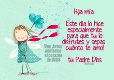 :) gracias! Q dulce regalo! X eso y más te amoooo!