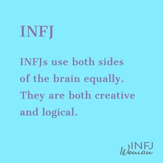 A community for INFJs to learn about their personality. Infj Mbti, Intj And Infj, Enfj, Infj Personality, Myers Briggs Personality Types, Personality Psychology, Personality Profile, Infj Problems, Infj Type