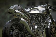 Vintage Speed - BCR Ducati 900ss Cafe Racer ~ Return of the Cafe Racers