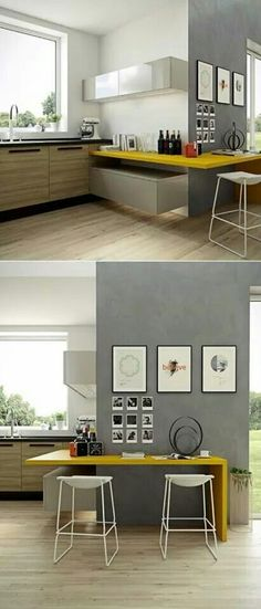 Wall, joinery and kitchen are the bomb