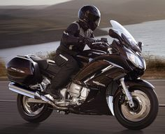 Yamaha FJR 1300 A / AS