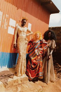 Vivienne Westwood's Ethical Fashion Africa campaign