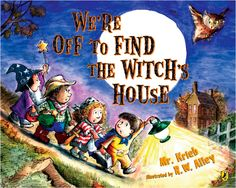 The perfect classic to get kids in the Halloween spirit!