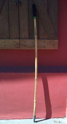 Treking pole. Bambú / mixto