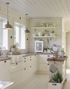 Gorgeous French Country Kitchen Design Ideas