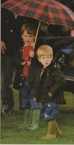 Harry was a Royal Baby once too.