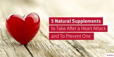 5 Natural Supplements to Take After a Heart Attack—and To Prevent One | Dr. Stephen Sinatra