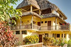 Sleeping Giant Rainforest Lodge is located at the foothills of the Maya Mountains. Relaxation, Serenity and Nature...