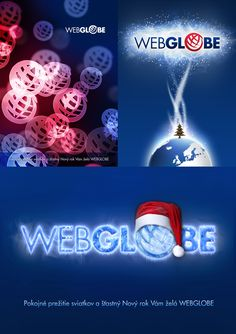 WEBGLOBE #Christmas #greetings 1 #print