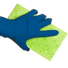 What's the difference between cellulose sponges and those other kitchen sponges? #kitchen