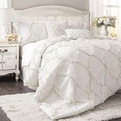 One Allium Way Council 3 Piece Comforter Set & Reviews   Wayfair