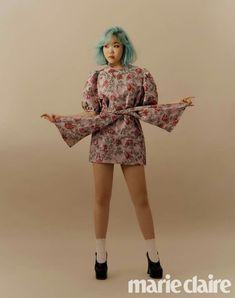 Lee Chan Hyuk, Lee Soo Hyun, Akdong Musician, Pop Magazine, K Pop Star, Bambam, Marie Claire, Kpop Girls, Style Inspiration