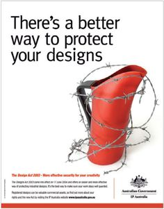 Intellectual Property Australia 'Protect Your Designs' Campaign