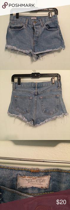 brandy melville shorts size 3 Brandy Melville Shorts Jean Shorts