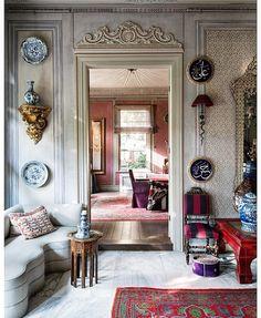 "4,846 Likes, 41 Comments - @mag.giesheph.erd on Instagram: ""@botanicaetcetera The room beyond No.3. The home of Istanbul interior designer Serdar Gülgün…"""